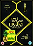 How I Met Your Mother: Seasons 1-9 (5 Dvd) [Edizione: Regno Unito] [Edizione: Regno Unito]