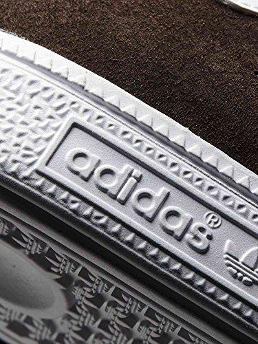 Scarpe Da Ginnastica Adidas Uomo In Suede Marrone
