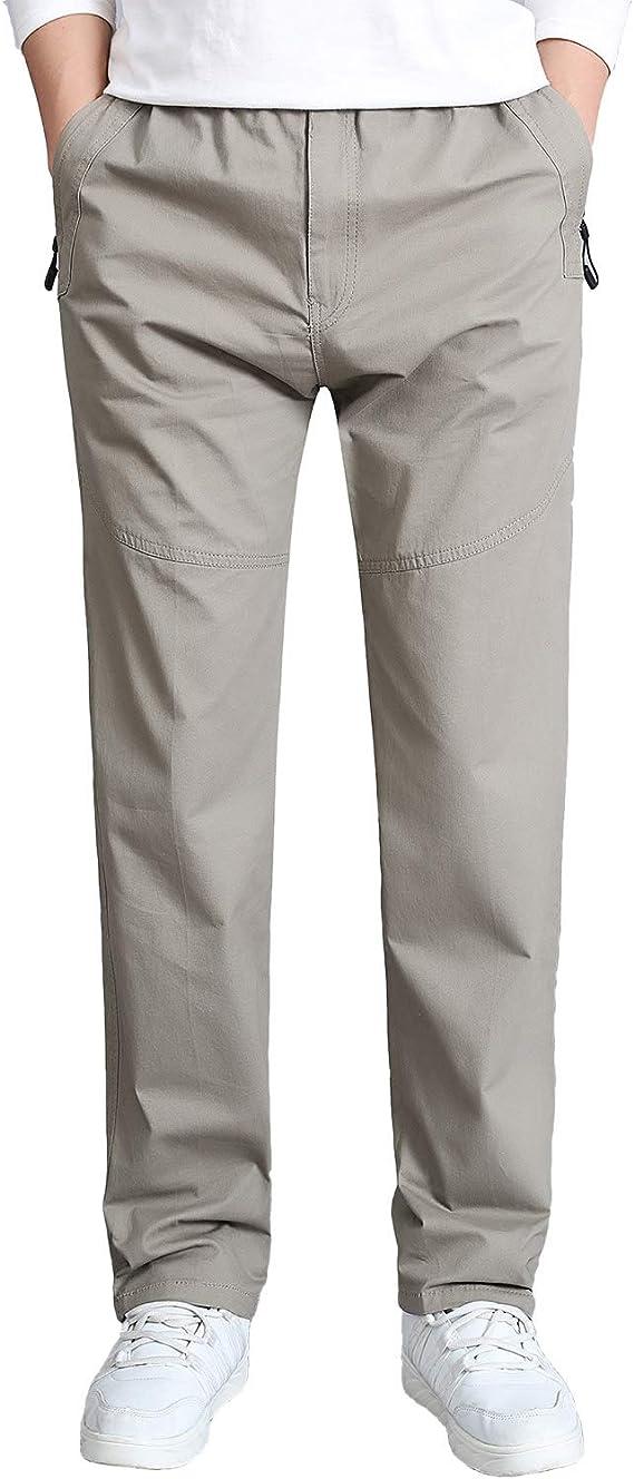 Gmardar Pantalones Hombre Pantalón Casual para Hombre de ...