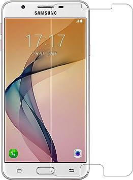 Samsung Galaxy J5 Prime Protector de pantalla – lokeke templado ...