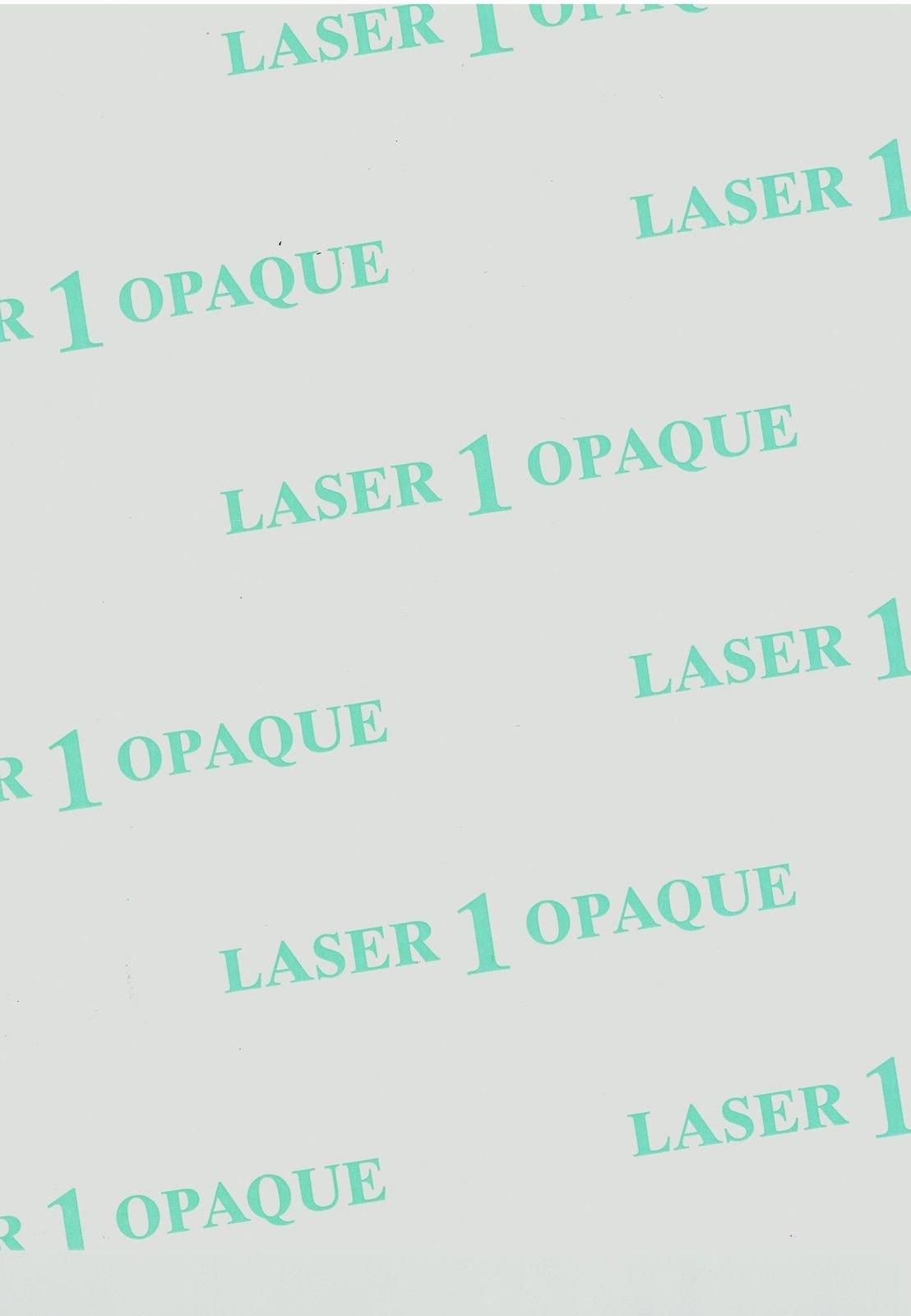 LASER TRANSFER PAPER FOR DARK FABRIC: NEENAH ''LASER 1 OPAQUE'' (11''x17'') 25Pk :)