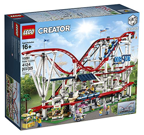 LEGO Creator Expert Roller Coaster 10261 Building Kit , New 2019 (4124 Piece) by LEGO (Image #3)