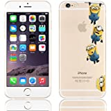 Generic M08 Luxurious Printed high quality Minion despicable me back case cover for iPhone 6 // iPhone 6s