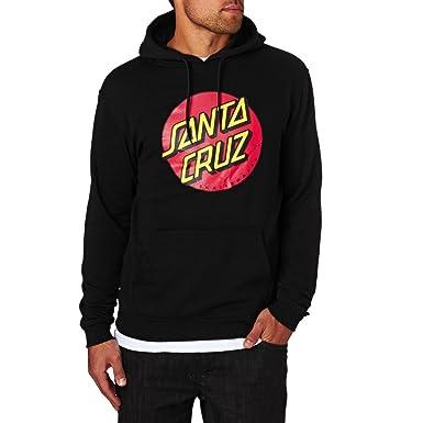 Santa Cruz Hoodies Classic Dot Hoo.