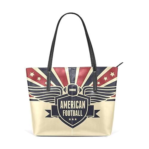 MONTOJ, borsa a tracolla da donna con bandiera americana ...