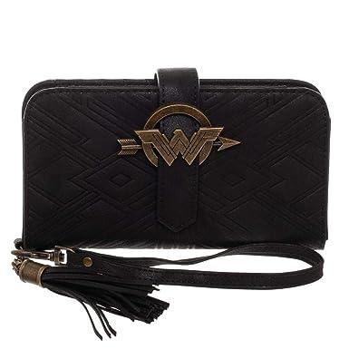 DC Comics Wonder Woman Top Zip Jrs Wallet