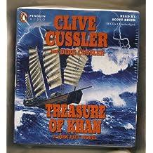 By Clive Cussler, Dirk Cussler: Treasure of Khan (Dirk Pitt) [Audiobook]