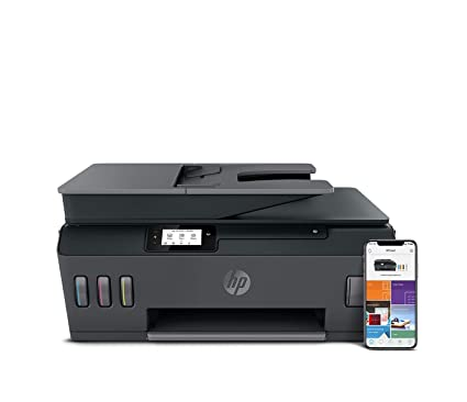 HP Smart Tank Plus 570 - Impresora multifunción (imprime, copia y ...