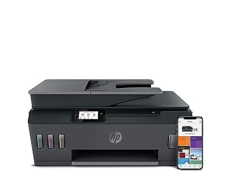 HP Smart Tank Plus 570 - Impresora multifunción (imprime, copia y ...