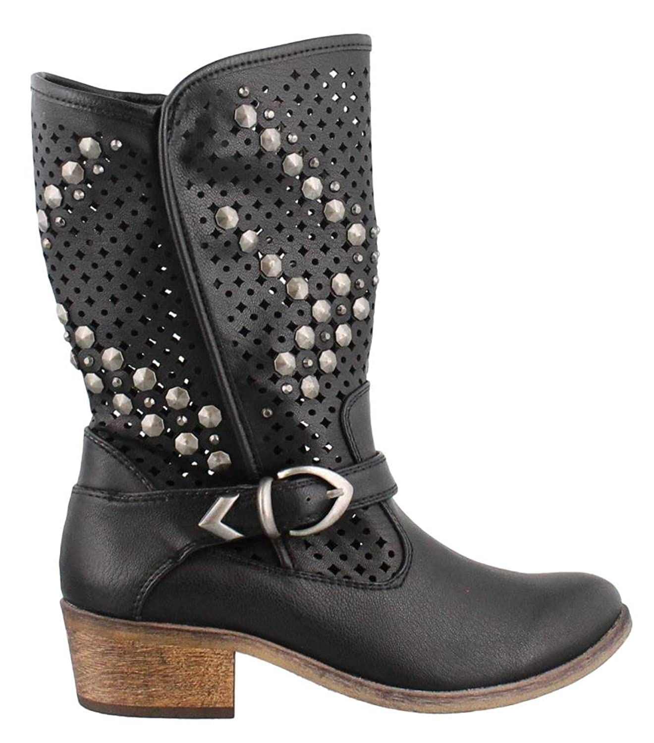 Women's Bare Traps Pasadina Mid Shaft western style Boots