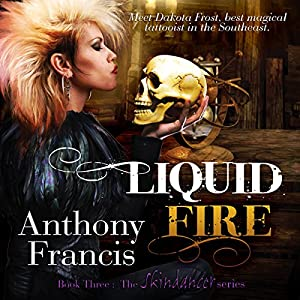 Liquid Fire Audiobook