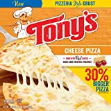 Tonys Pizzeria Style Pizza Cheese, 18.9 Ounce -- 16 per case.