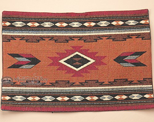 Mission Del Rey Southwest and Western Home Decor Collection - Zuni Fire - Decor Placemats Home