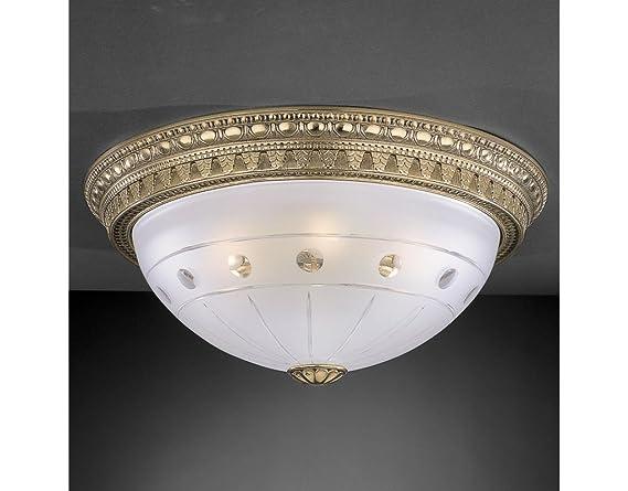 Plafoniere Con Lampadina A Vista : La lampada romana da soffitto e plafoniera classica con