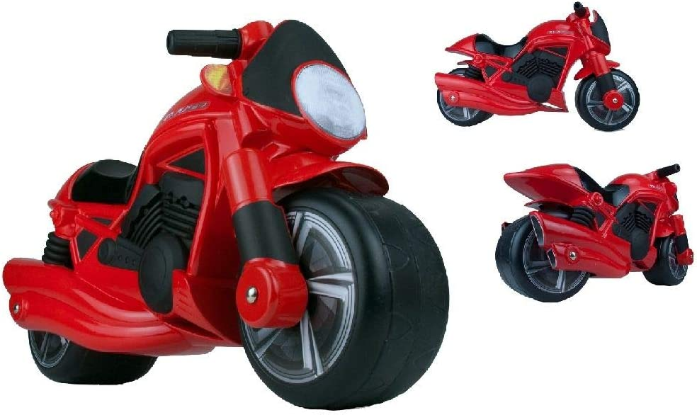 INJUSA - Moto correpasillos Wheeler para niños a Partir de 2 años con Ruedas Anchas (189/000)