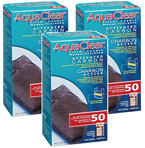 Aquaclear 50 Activated Carbon - 7