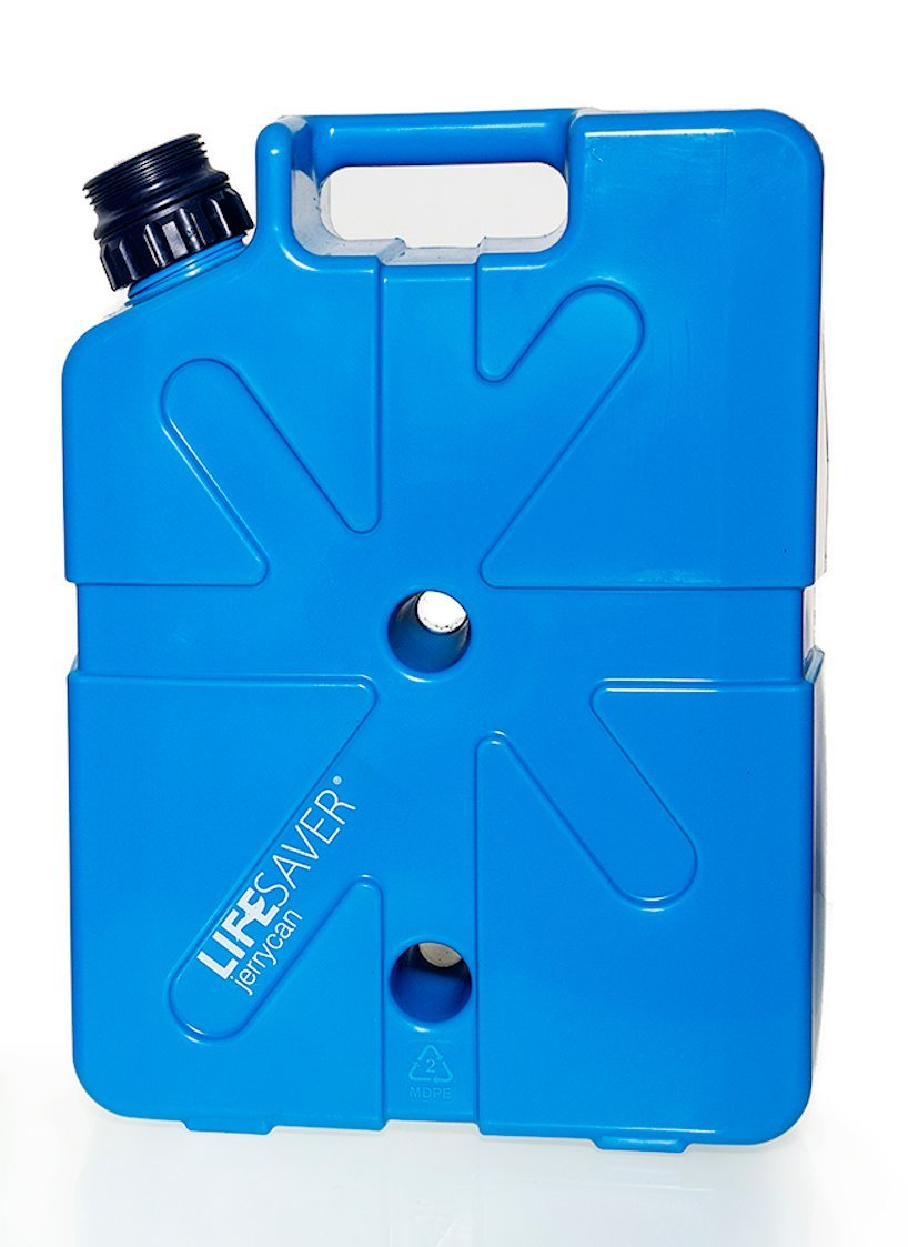by Lifesaver LIFESAVER Expedition Jerrycan Water Filter 10,000UF