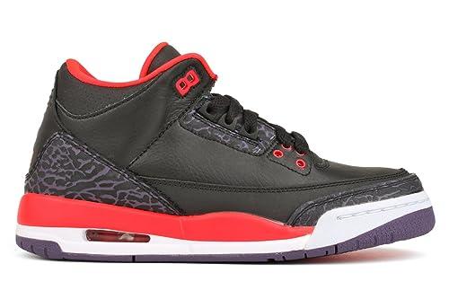 a82892982da Amazon.com | Jordan Nike Air 3 Retro (GS) Boys Basketball Shoes ...
