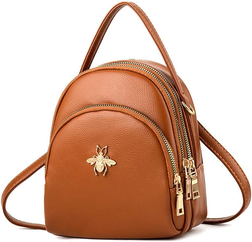 Mini Backpack Purse Cute...