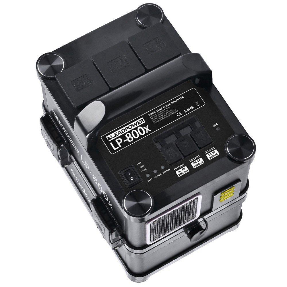 【国内正規品】 GODOX ポータブルパワーパック LP800X 大容量 032383   B00ZTORLRC