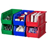 Akro-Mils 30230 Plastic Storage Stacking Hanging