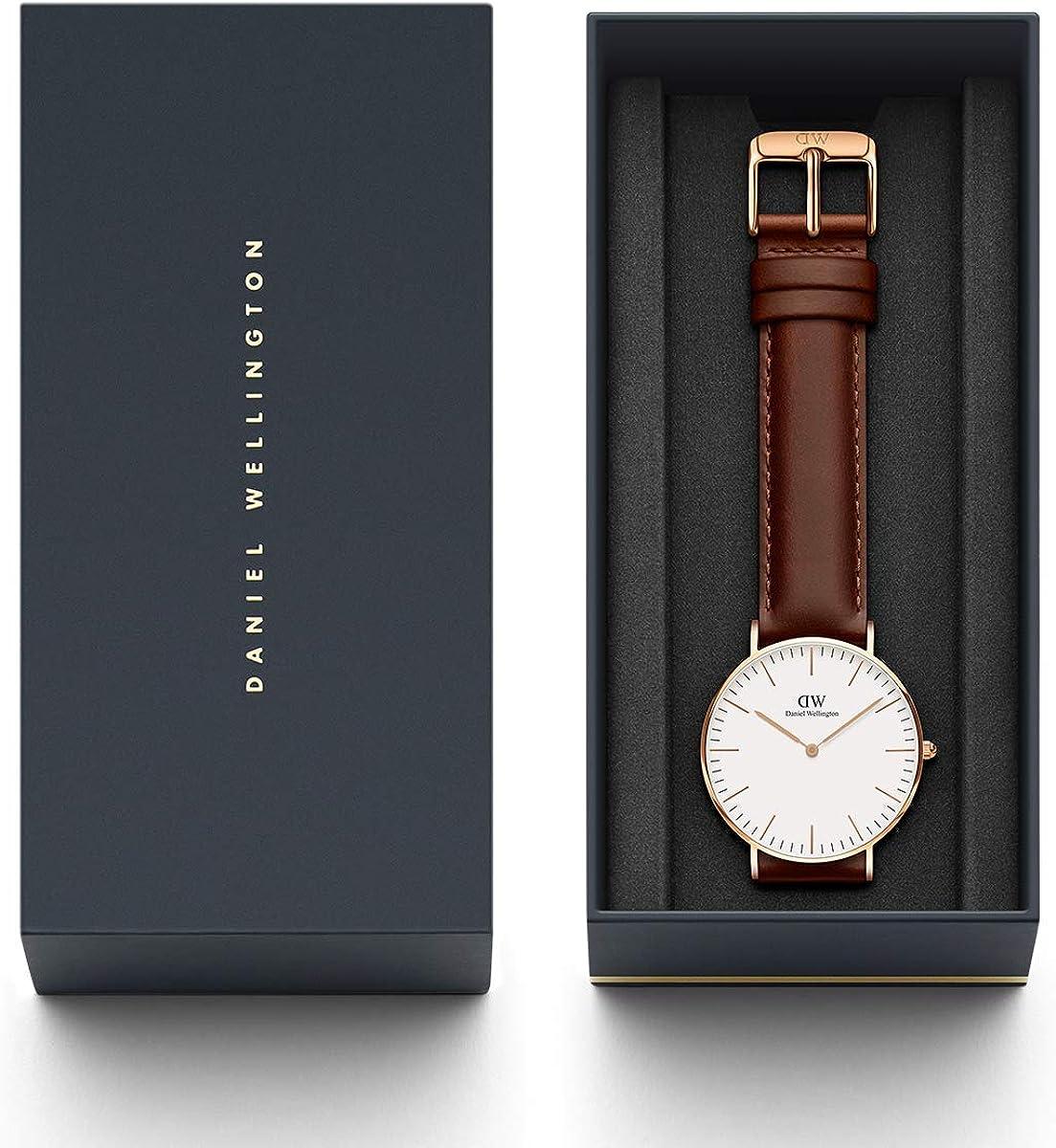 [ダニエルウェリントン] 腕時計 Classic ST Andrews 0507DW レディース 正規輸入品 ブラウン