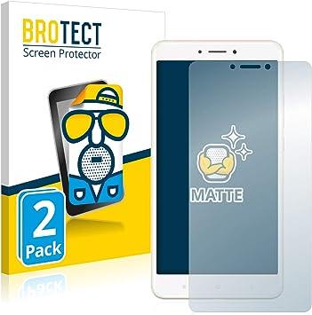 BROTECT Protector Pantalla Anti-Reflejos Compatible con Xiaomi Mi ...