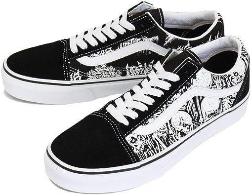 Vans Men's Old Skool Skate Shoe