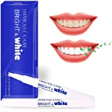 IMMENSE CARE Teeth Whitening Pen, 35% Carbamide Peroxide Gel, 2ml (2 packs) 20+ Uses, Effective, Non-Sensitive, Easy-to-Use, Bright White Smile
