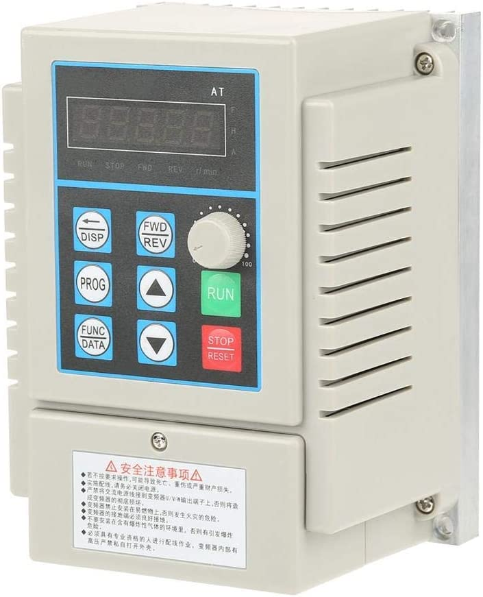 PLC Overloaded Inverter Drive for Single Phrase Motor Speed Control LHQ-HQ Variable Frequency Converter
