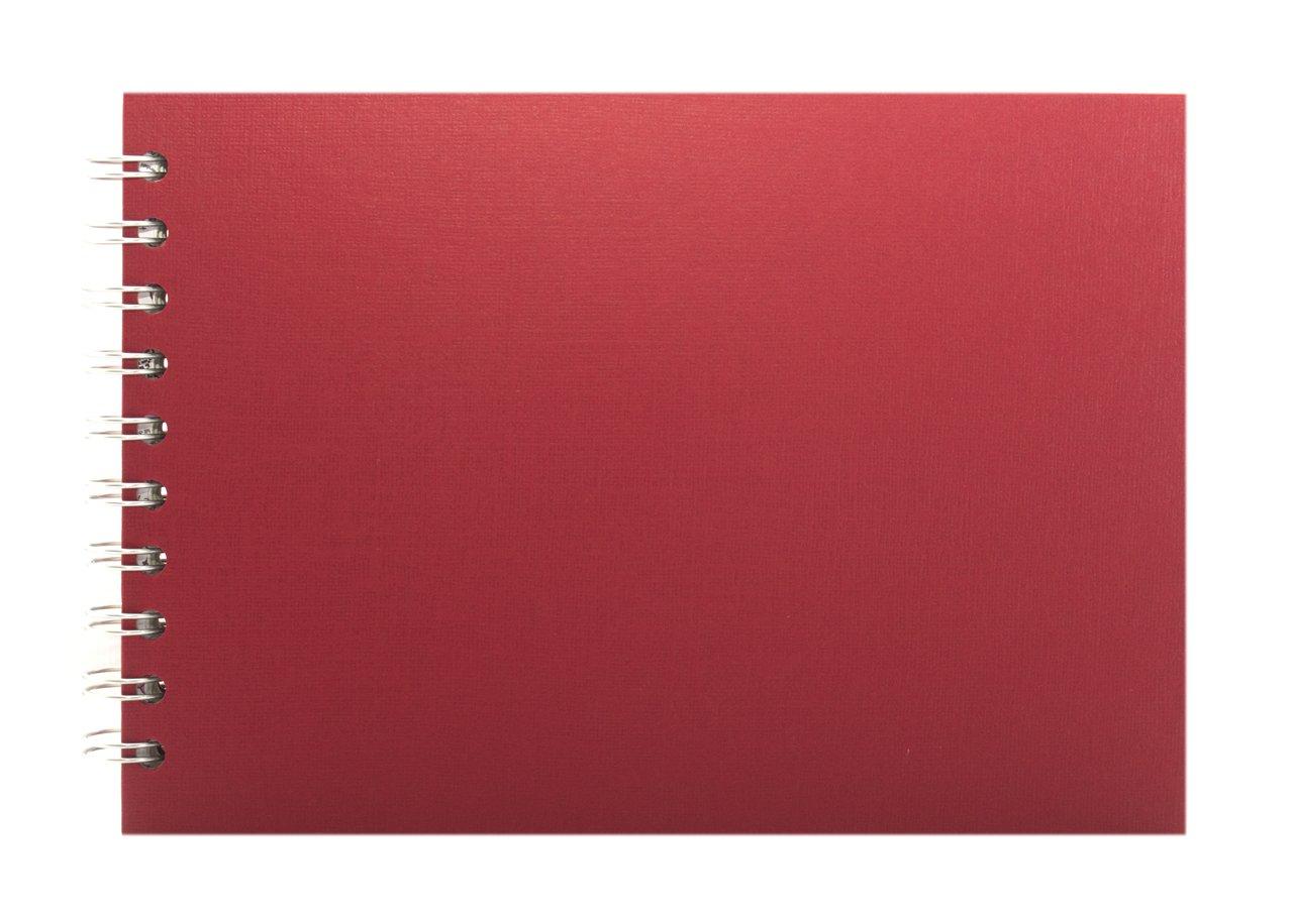 Querformat umweltfreundlich Schwarz Pink Pig Skizzenbuch A5