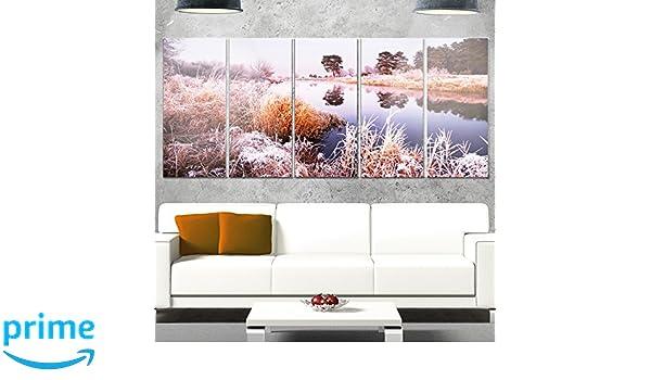 Amazon.com: Designart MT11306-20-12 Gran Canaria Sunset Over ...