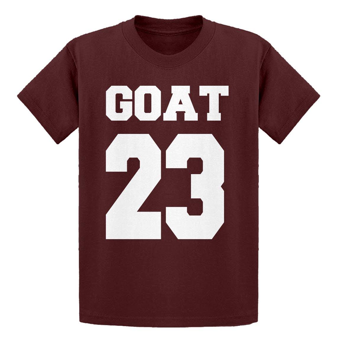 Indica Plateau Goat 23 Kids T-Shirt