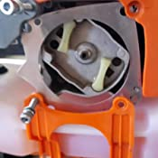 Greencut GGT650 9-1 - Desbrozadora a gasolina con motor de 65cc, 9 en 1