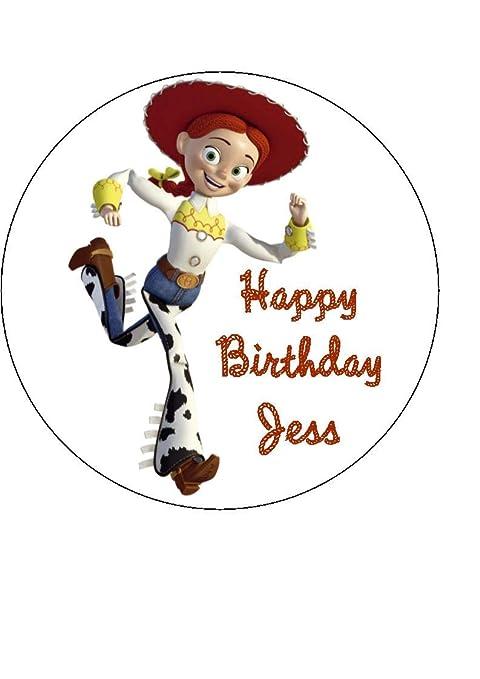 CTD Toy Story 4 - Decoración para Tarta de cumpleaños (19 cm ...