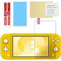 Nintendo Switch Lite Temperli Cam Ekran Koruyucu 9H
