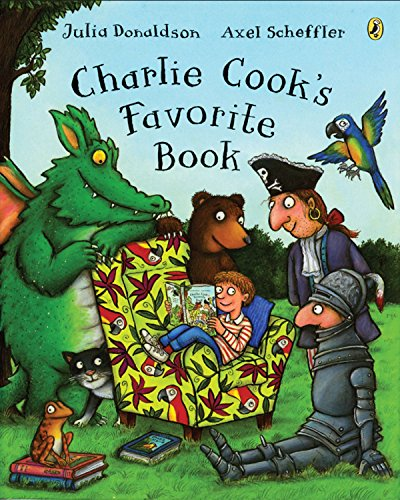 Charlie Cook's Favorite Book (The Most Smartest Person In The World)
