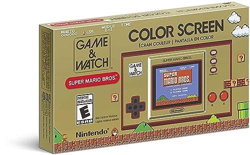 Nintendo Game & Watch: Super Mario Bros任天堂超级玛丽兄弟
