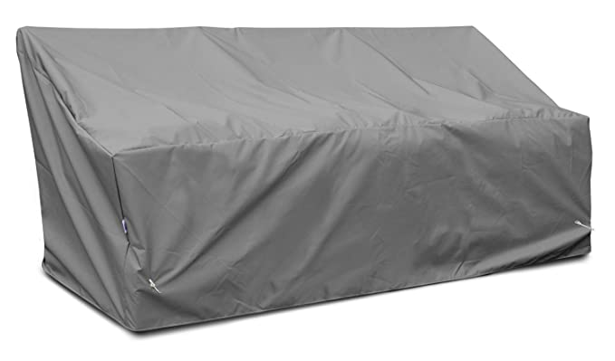 KoverRoos Weathermax 86450 Deep 3-Seat Glider/Lounge Cover, 89-Inch Width by 36-Inch Diameter by 33-Inch Height, Charcoal