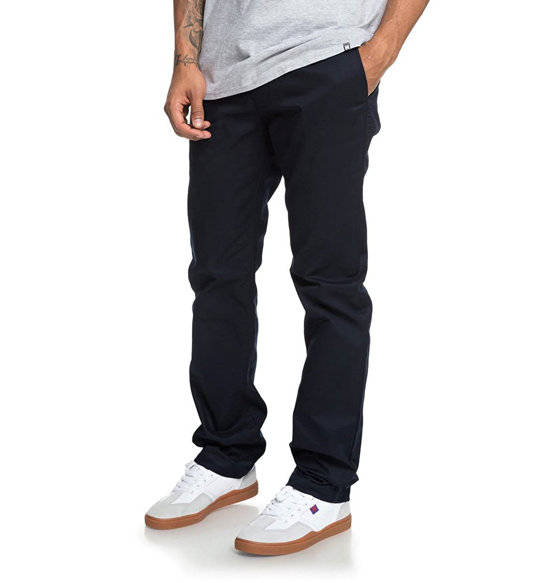 DC Mens Worker Straight Pants