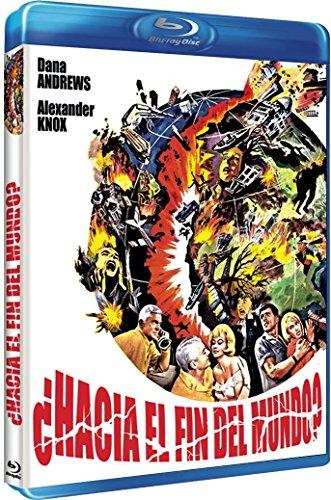 CRACK IN THE WORLD (?hacia el fin del mundo?) Blu-Ray - Region B - PAL Format
