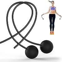 Ersättning för trådlöst hopprep, viktboll för RENPHO Smart hopprep, 4,5 mm diameter, handtag ingår inte, 1 förpackning