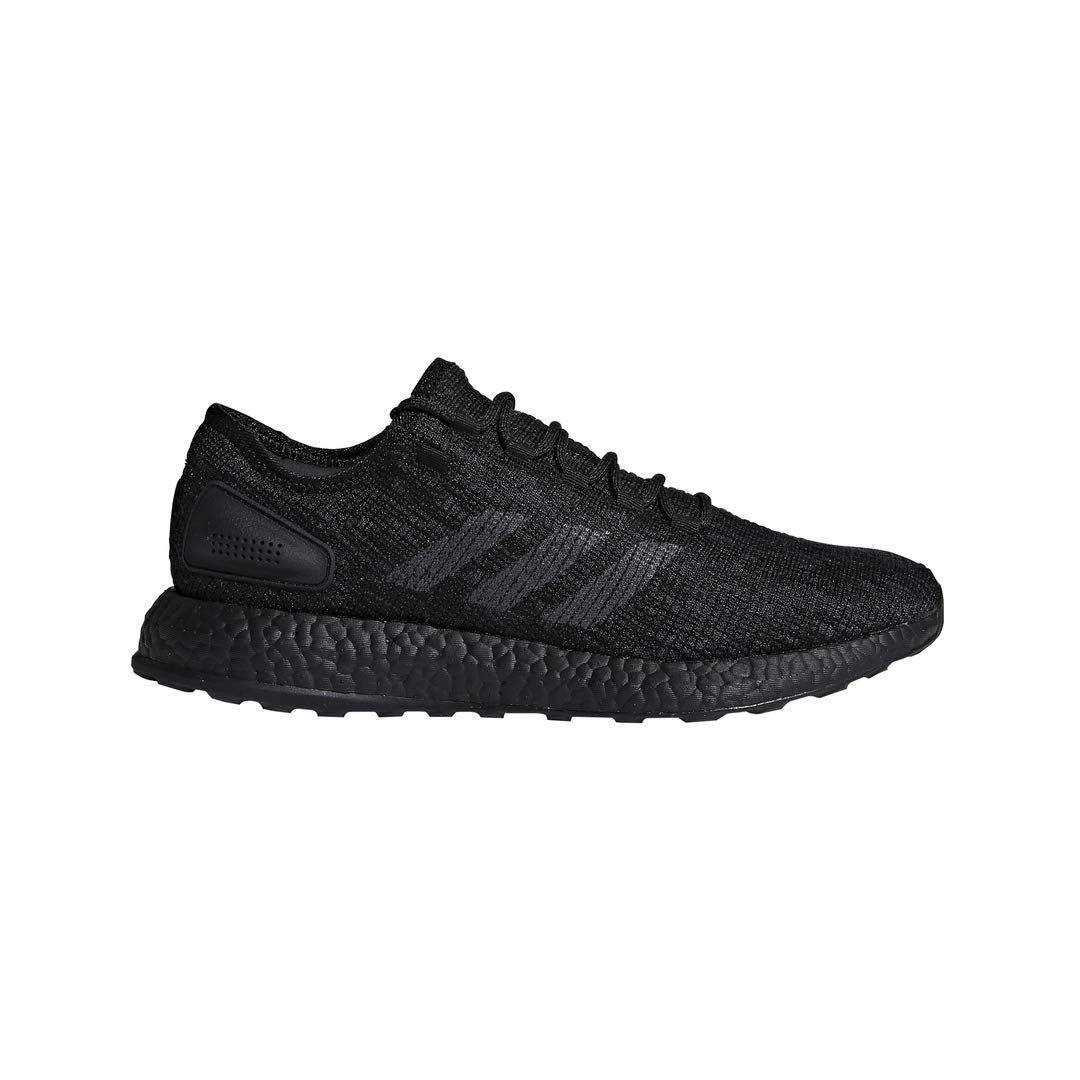 Core Black Dgh Solid Grey Hi Res orange Adidas Mens Pureboost shoes Running