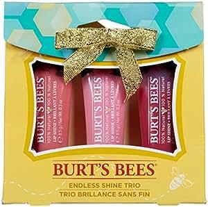 Burt's Bees Endless Shine Trio,Three Lip Gloss tubes - 5 oz