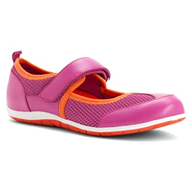 Vionic Ailie Womens Mary Jane Athletic Shoe Berry - 8