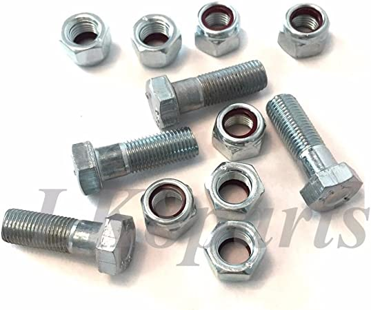 Land Rover Propshaft Bolts /& Nuts Kit Land Rover Parts