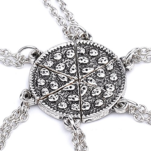 just-model-best-friend-forever-pizza-slice-friendship-necklace-set-of-6-as-same-picture