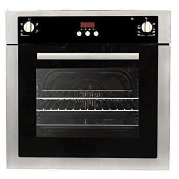 Cosmo 24 Inch Single Electric Built-In Wall Oven