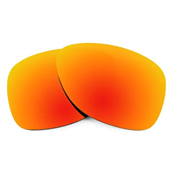 227677b5984 Revant Replacement Lenses for Oakley Dispatch 2 Fire Red MirrorShield®   Amazon.ca  Sports   Outdoors