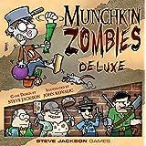 Steve Jackson Games Munchkin Zombies Deluxe